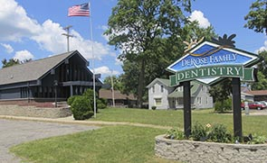 DeRose Family Dentistry Office
